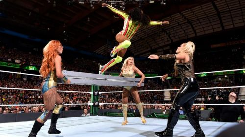 High-flying Naomi is the best