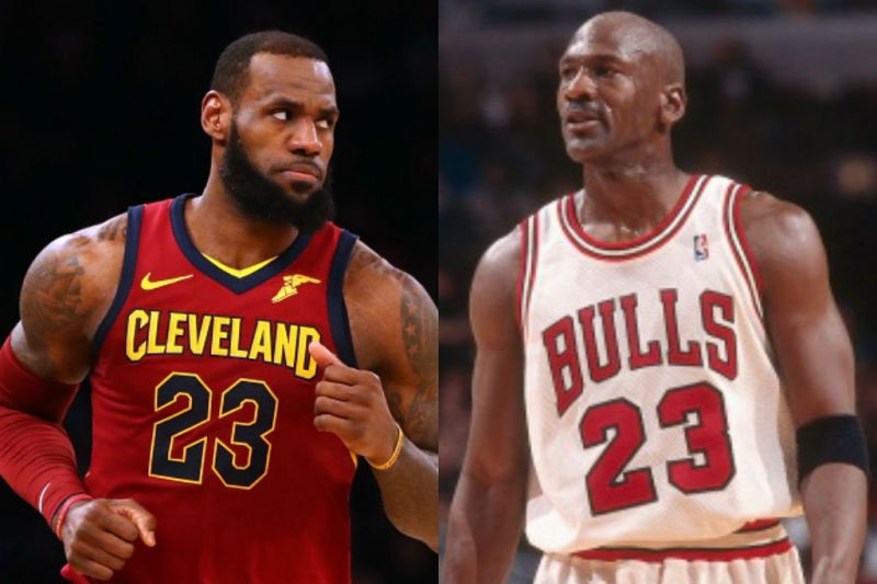 a9e8ece9fba Michael Jordan vs LeBron James  The 15-Year Comparison That Could End The  GOAT Debate