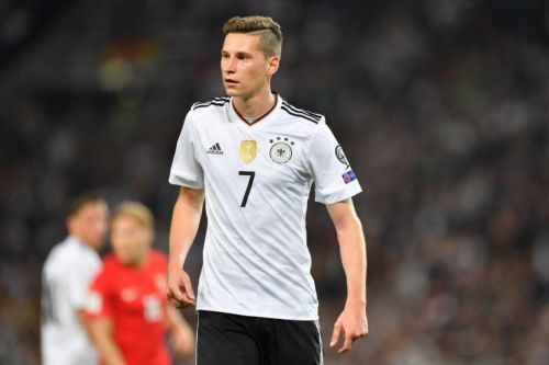 One of Germany's poor performwers in the tournament