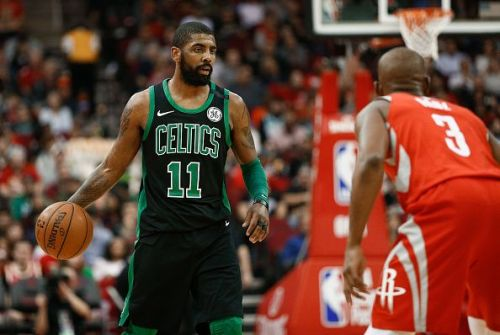 Boston Celtics v Houston Rockets