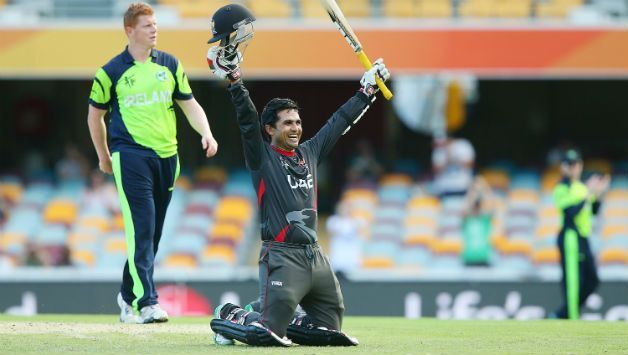 Image result for Shaiman Anwar 106 vs Ireland, Brisbane (2015)