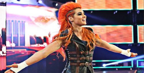Becky Lynch has been pushing for Women's Tag Team Championships for almost two years
