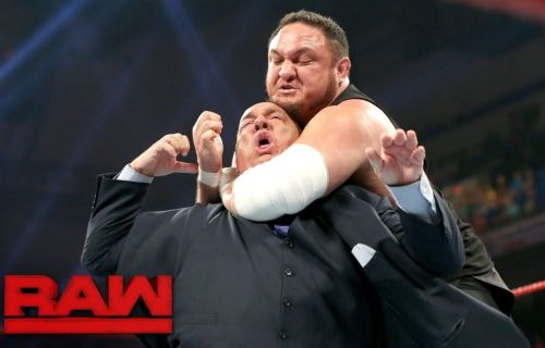 Samoa Joe has always been known to be an excellent technician