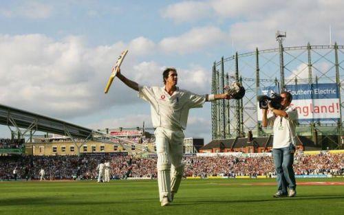 Fifth Test: England v Australia