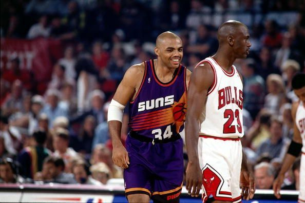 Barkley and Jordan