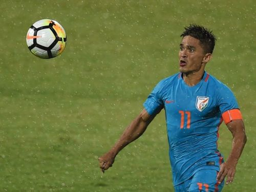 Sunil Chhetri, Captain, Indian National Football team
