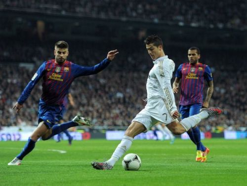 Real Madrid v Barcelona - Copa del Rey