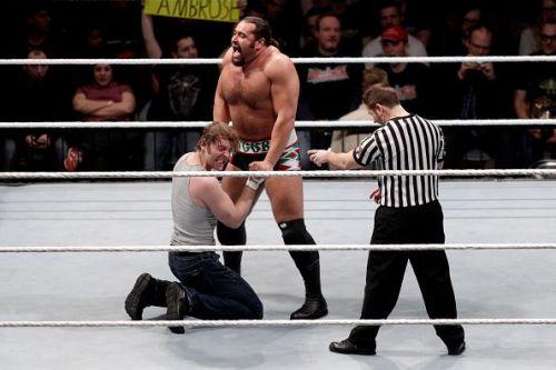 World Wrestling Entertainment - Road to WrestleMania in der Lanxess-Arena Köln