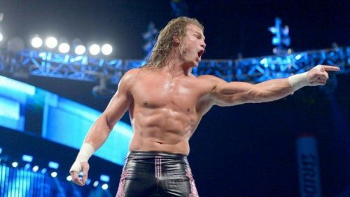 Dolph Ziggler's contract expires in a few short months