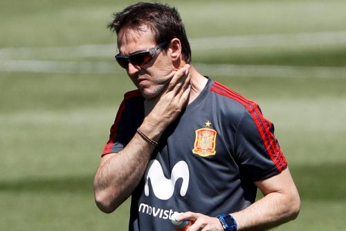 Lopetegui bears a huge portion of the blame for the mess