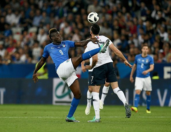 France v Italy - International Friendly match