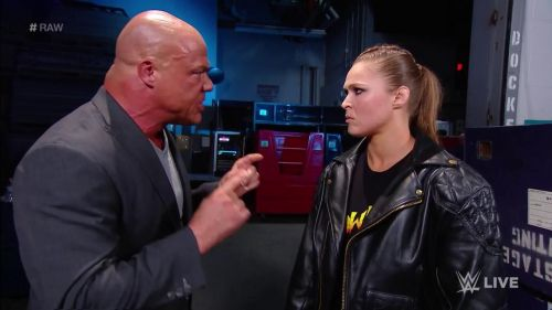A Crazy Way to Kickoff Monday Night Raw