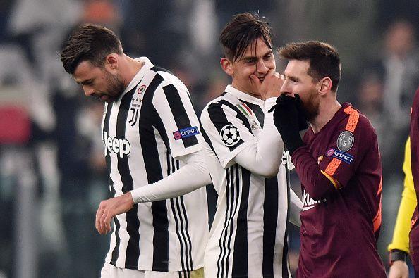 Juventus v FC Barcelona - UEFA Champions League