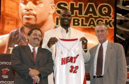 Shaquille O'Neal Press Conference