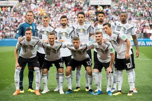 Germany v Mexico : Group F - 2018 FIFA World Cup Russia