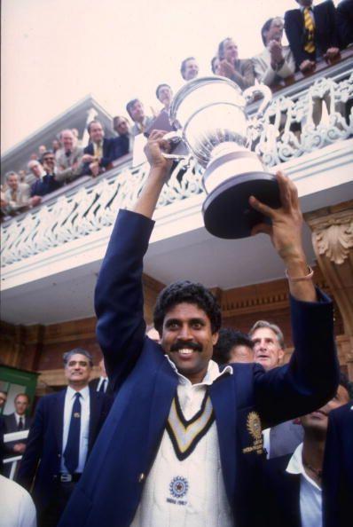 1983 WORLD CUP KAPIL DEV