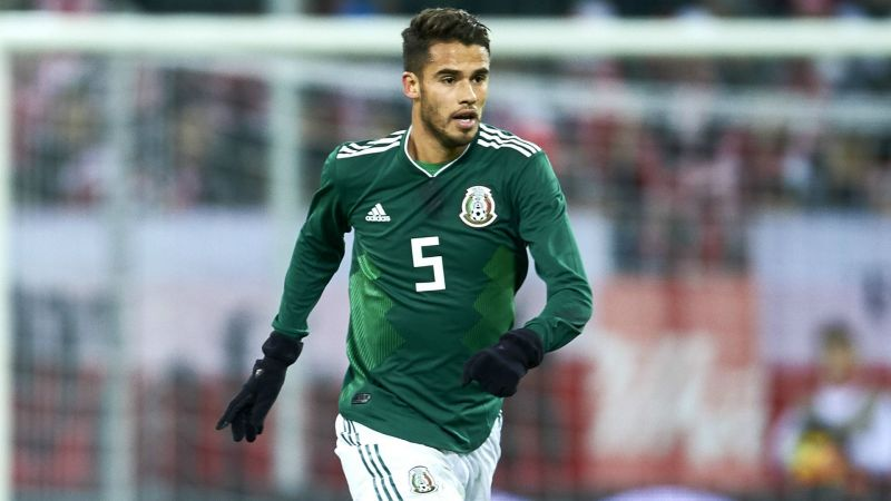 e6fc67b6d2e Mexico defender Reyes out of World Cup