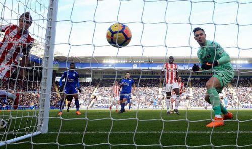 Leicester City v Stoke City - Premier League - King Power Stadium