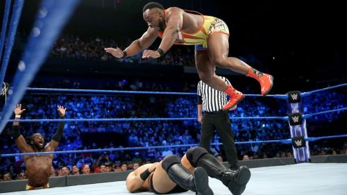 The New Day came out on top after SmackDown went off the air