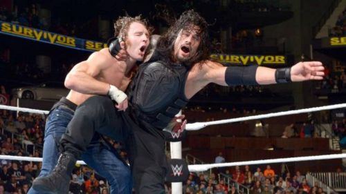 Could Dean Ambrose return to take on The Big Dog?