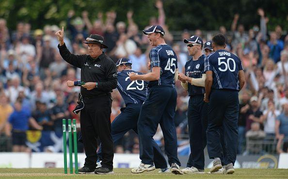 Scotland v England ODI