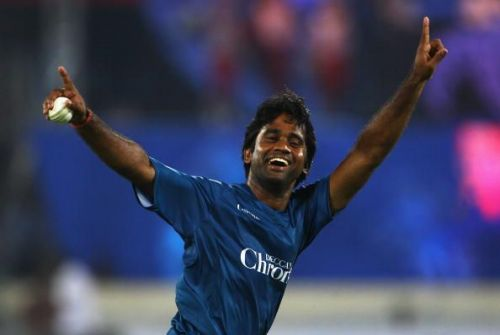 Deccan Chargers v Somerset CCC:  Airtel Champions League Twenty20