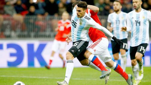 Pavon could prove to be a wild card for Argentina