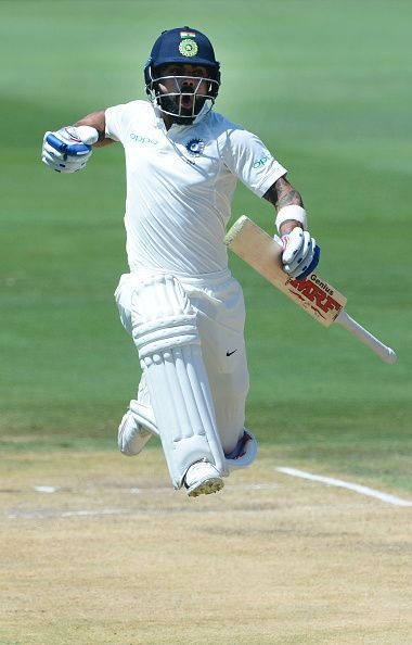South Africa v India - 2nd Test, Day 3