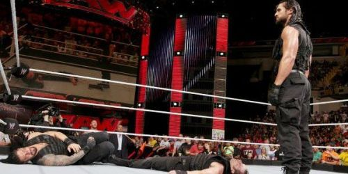 Seth Rollins betrayal of The Shield remains as an iconic betrayal