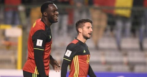 Les Diables Rouges have a deadly scoring combo in Lukaku and Mertens