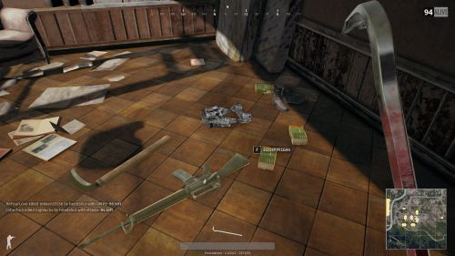 Be smart with your loot picks