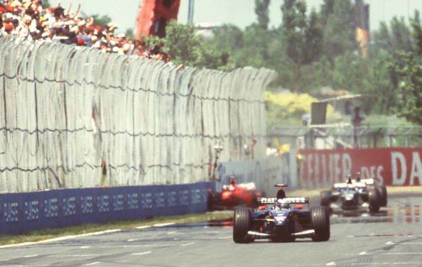 FORMEL 1: GP von KANADA 1999