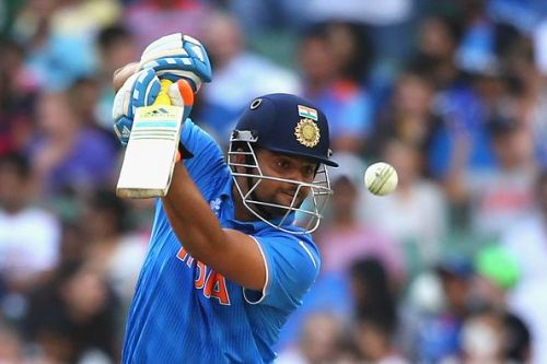 Raina's last ODI came against South Africa in October 2015