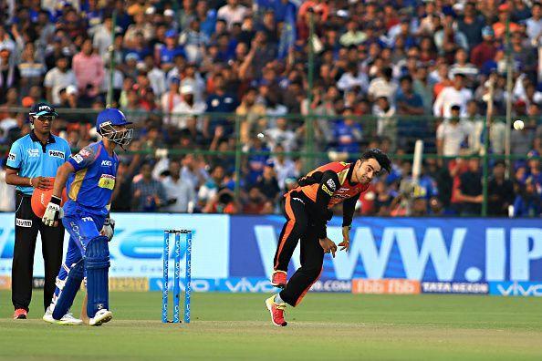 Rajasthan Royals v Sunrisers Hyderabad - IPL T20