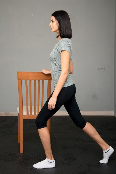 Exercises For Joints Control And Strengthening Knee