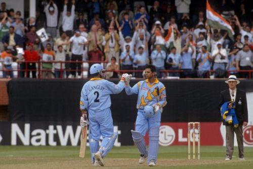 'Cricket World Cup 1999, India v Sri Lanka at Taunton'