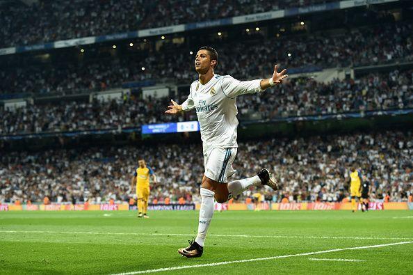 Real Madrid v APOEL Nikosia - UEFA Champions League