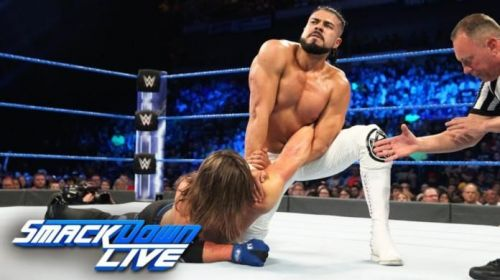 Image result for wwe randy orton smackdown live 17 July 2018