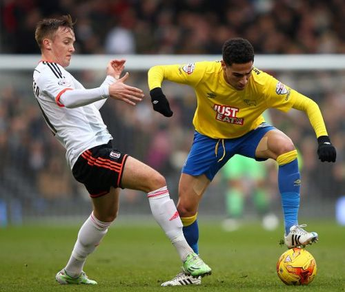 Fulham v Derby County - Sky Bet Championship