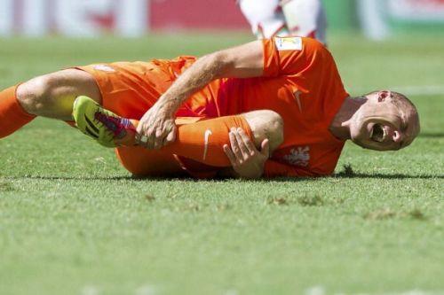 FIFA World Cup 2014 Brazil - 'Netherlands v Mexico'