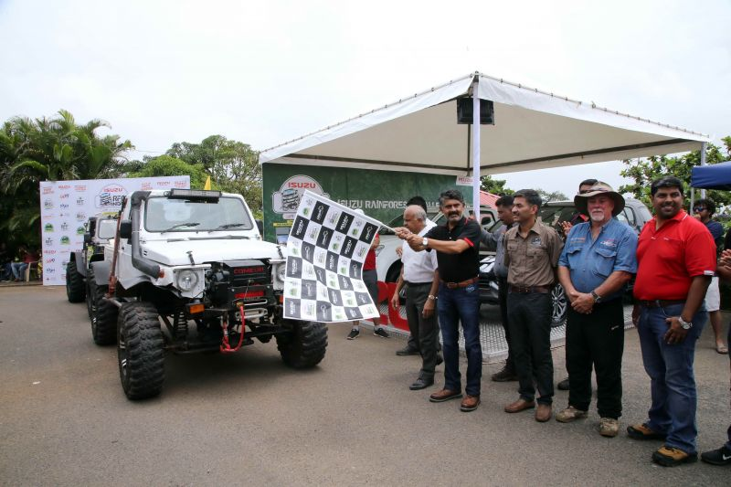 RFC India 2018: Week-long thrilling off-road motorsport action begins in Goa
