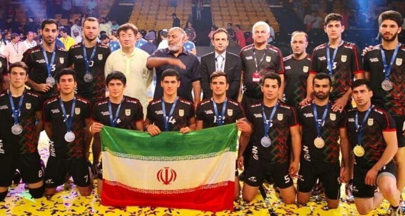 Iranian kabaddi Team - Asian 2018
