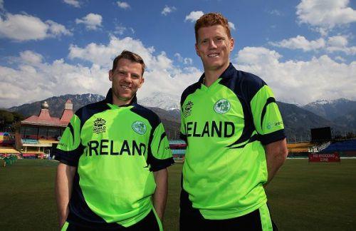 ICC Twenty20 World Cup: Ireland Training Session