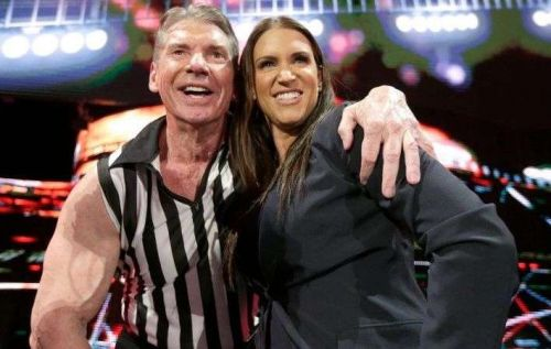 Vince McMahon's daughter Stephanie McMahon has been at the forefront of the WWE Women's Evolution