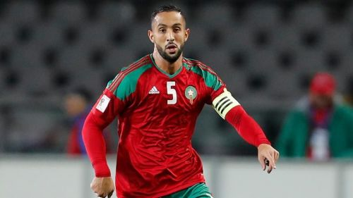 Benatia captained Morocco at the World Cup