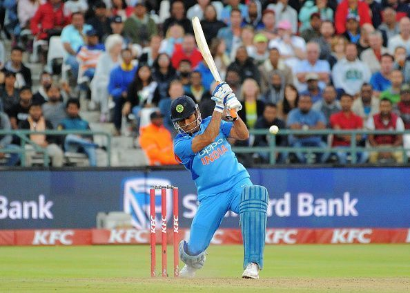 Dhoni knows just when to change gears