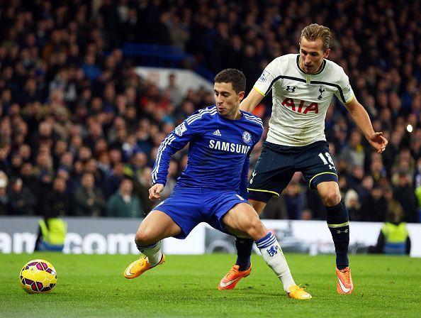 Soccer - Barclays Premier League - Chelsea v Tottenham Hotspur