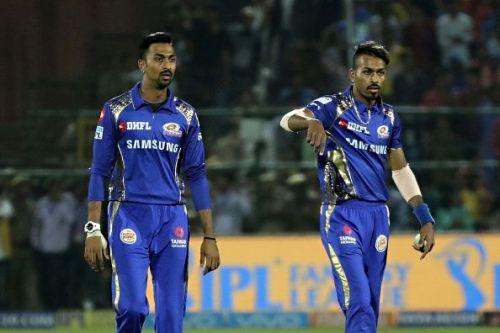 Rajasthan Royals v Mumbai - India IPL T20