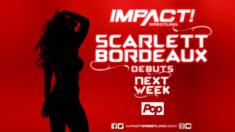 Enter captiScarlett Bordeaux's first appearance has been announced