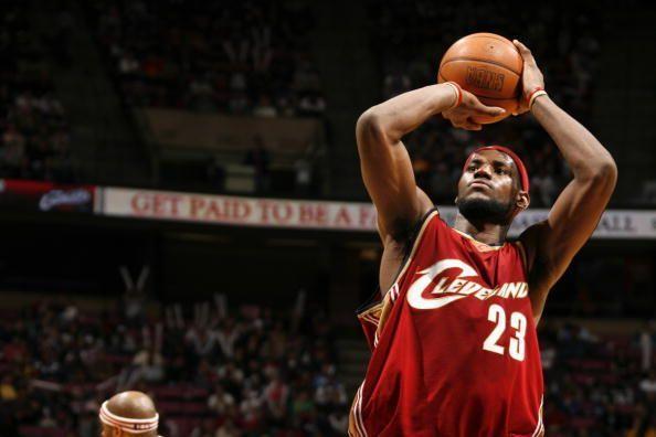 Cleveland Cavaliers v New Jersey Nets